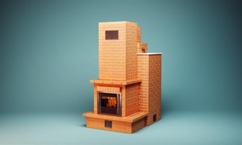 Необходимость специальных кирпичей для постройки печи