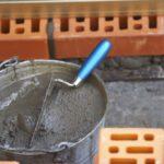 Подготовка раствора для кладки кирпича