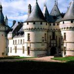 Замок из белого камня