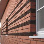 Керамический кирпич в облицовке фасадов