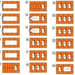 Схема обкладки буржуйки кирпичом